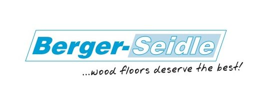 Berger-Seidle Sign with Slogan EN